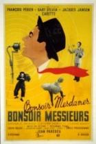 Dobrý večer, dámy a pánové (Bonsoir mesdames, bonsoir messieurs)