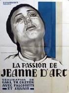 Utrpení Panny orleánské (La Passion de Jeanne d'Arc)
