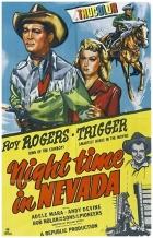 Nighttime in Nevada