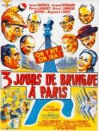 Třídenní flám v Paříži (Trois jours de bringue à Paris)