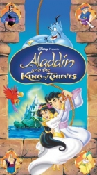Aladin a král zlodějů (Alladin and the King of Thieves)