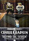Chaplin ve filmovém ateliéru (Behind the Screen)