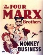 Opičárny (Monkey Business)