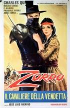 Zorro, rytíř pomsty (Zorro il cavaliere della vendetta)