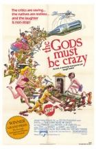 Bohové musí být šílení (The Gods Must Be Crazy)