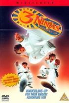3 nindžové - Příprava k útoku (3 Ninjas Knuckle Up)