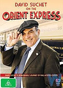Poirot řídí Orient expres (David Suchet on the Orient Express)
