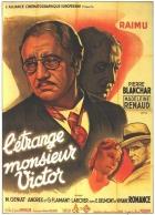 Záhadný pan Victor (L'étranger monsieur Victor)