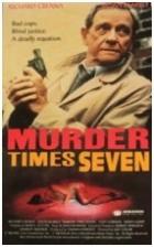 Detektiv Janek: Sedmkrát vražda