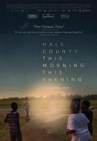 Hale County ráno i večer