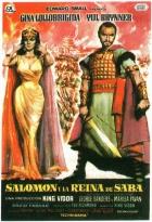 Šalamoun a královna ze Sáby (Solomon and Sheba)