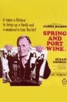Jaro a portské víno (Spring and Port Wine)
