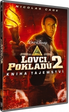 Lovci pokladů: Kniha tajemství (National Treasure: The Book of Secrets)