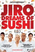 Jirōovy vysněné sushi (Jirō wa sushi no yume wo miru)