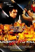 Povolení zabíjet (Licence To Kill)