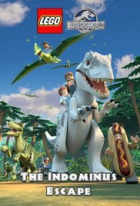 Jurský svět: Indominus na útěku (Lego Jurassic World: The Indominus Escape)