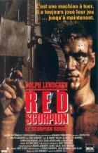 Rudý škorpión (Red Scorpion)