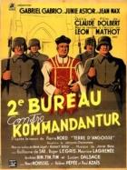 Druhá kancelář proti německému velitelství (Deuxième bureau contre kommandatur)