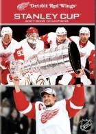 Vítězové Stanley Cupu 2008: Detroit Red Wings (Detroit Red Wings - NHL Stanley Cup Champions 2007-2008)