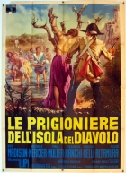 Zajatkyně z Ďábelského ostrova (La prigioniere dell'isola del diavolo)