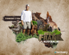 Frank v Austrálii (Wild Frank in Australia)
