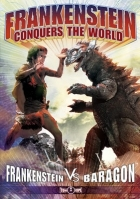 Frankenstein vs Baragon (Furankenshutain tai chitei kaijû Baragon)