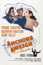 Zvedejte kotvy (Anchors Aweigh)