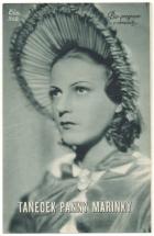 Taneček panny Márinky (Valse éternelle)