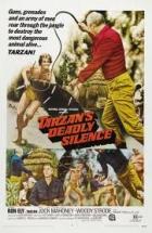 Tarzanovo smrtící mlčení (Tarzan's Deadly Silence)
