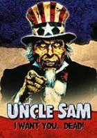 Strýček Sam / Vivat Amerika!: Den nenávisti (Uncle Sam)