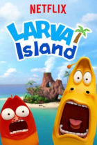 Larva na ostrově: film (The Larva Island Movie)