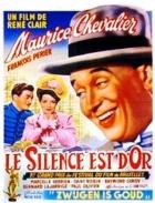 Mlčeti zlato (Le silence est d´or)