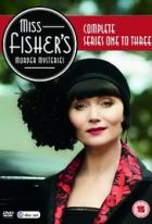 Vražedné záhady slečny Fisherové (Miss Fisher's Murder Mysteries)