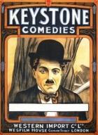 Chaplin na automobilových závodech (Gentlemen of Nerve)