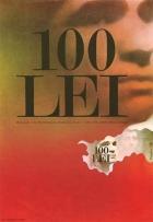 100 lei (100 de lei)