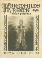 Nibelungové - Kriemhildina pomsta (Die Nibelungen: Kriemhilds Rache)