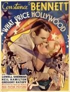 Cena za slávu (What Price Hollywood?)