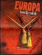 Evropa tančila valčík