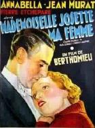 Slečna Josefínka - moje žínka (Mademoiselle Josette, ma femme)