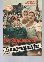 Obětní beránek ze Spatzenhausenu (Der Sündenbock von Spatzenhausen)