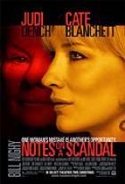 Zápisky o skandálu (Notes on a Scandal)