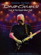 David Gilmour  Remember That  Night (David Gilmour Remember That  Night)
