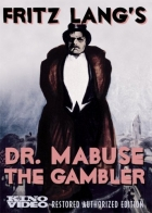Doktor Mabuse, dobrodruh (Dr. Mabuse, der Spieler - Ein Bild der Zeit)