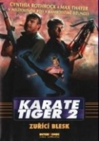 Karate tiger 2: Zuřící blesk (No Retreat, No Surrender 2: Raging Thunder)