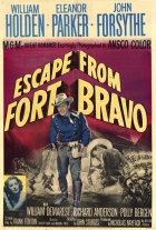 Útěk z Fort Bravo (Escape from Fort Bravo)