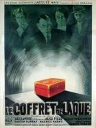 Lakovaný kufřík (Le coffret de laque)