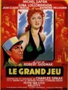 Velká hra (Le grand jeu)