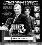Burkeho zákon (Burke's Law)