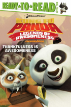 Kung Fu Panda: Legendy o mazáctví (Kung Fu Panda: Legends of Awesomeness)