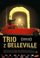 Trio z Belleville (Les triplettes de Belleville)